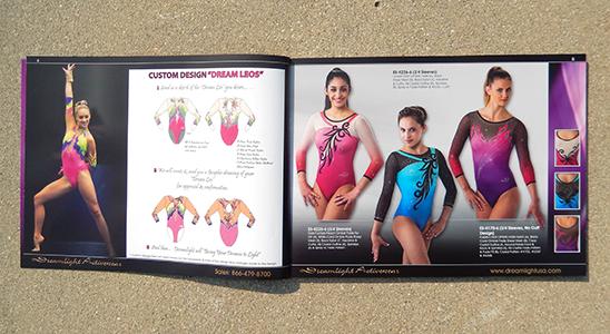 2016 Dreamlight Print Catalog (Layout & Image Retouching)