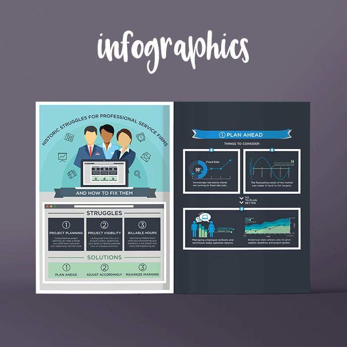 Demand Gen Infographics