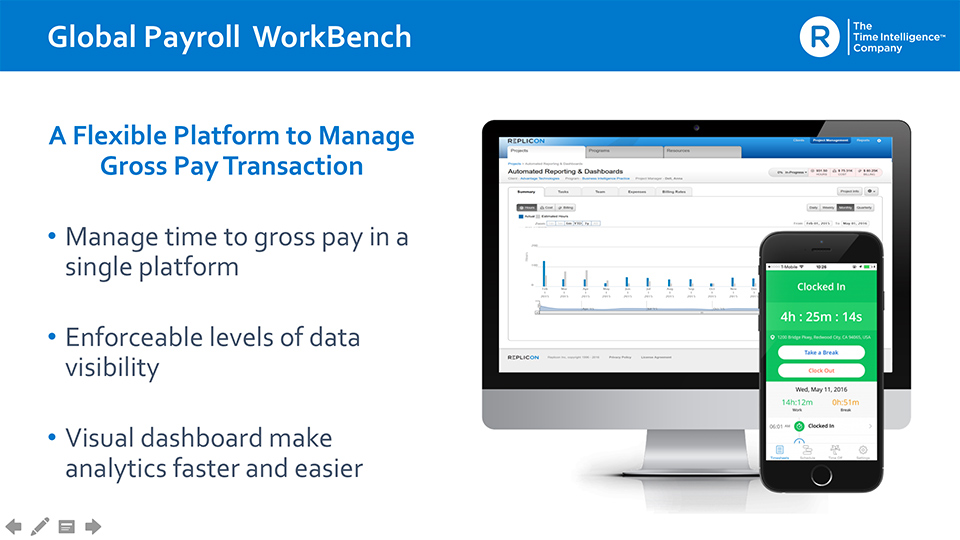 Payroll-workbench